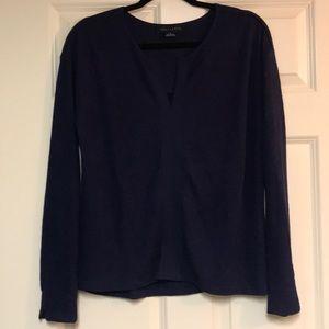 Sanctuary sweater, Blue V Neck.